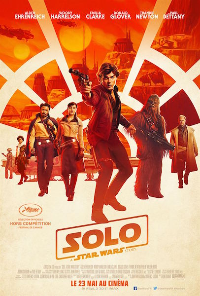 Solo A Star Wars Story - affiche
