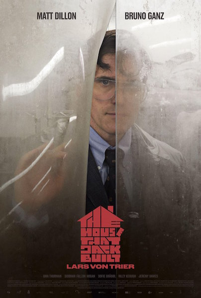 The house that jack built - affiche