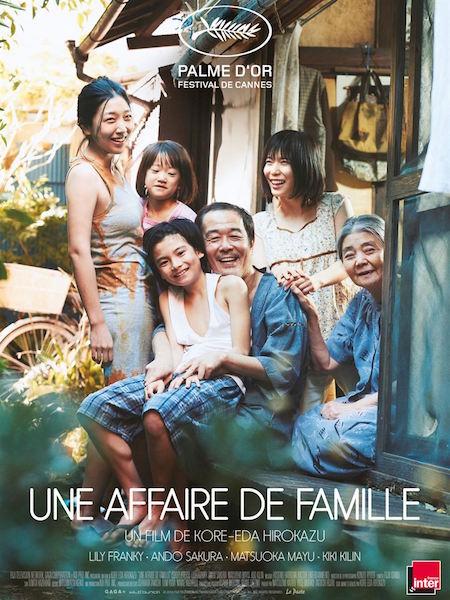 Une affaire de famille - affiche