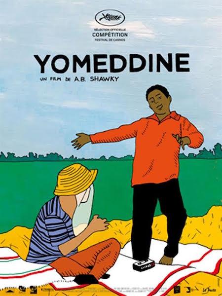 Yomeddine - affiche