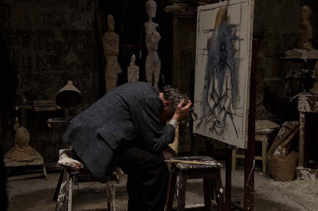 Geoffrey Rush - Alberto Giacometti The Final Portrait