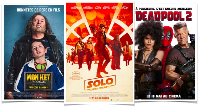 Box office France Solo Deadpool 2 Mon Ket