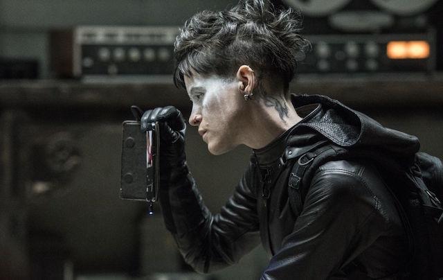 Claire Foy - Millenium ce qui ne me tue pas