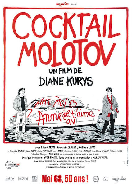 Cocktail Molotov - affiche