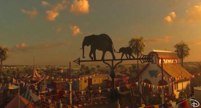 Dumbo - Tim Burton