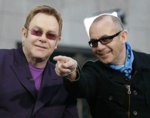 Elton John et Bernard Taupin