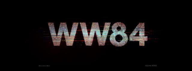 Wonder Woman 2 - logo teaser