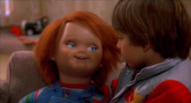 Chucky - Jeu denfant