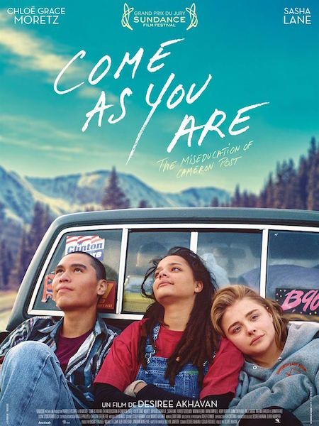 Come as you are - affiche