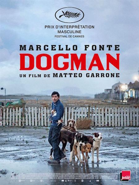 Dogman - affiche