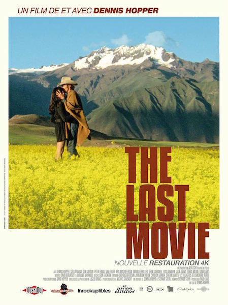The Last Movie - affiche
