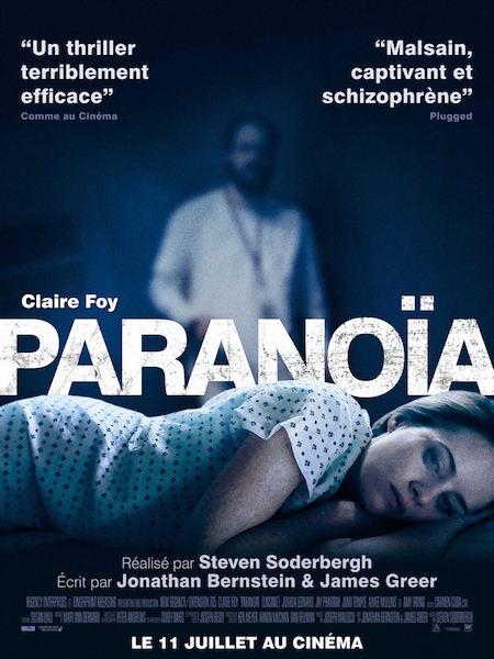 paranoia - affiche