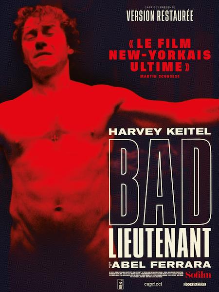 Bad Lieutenant - affiche