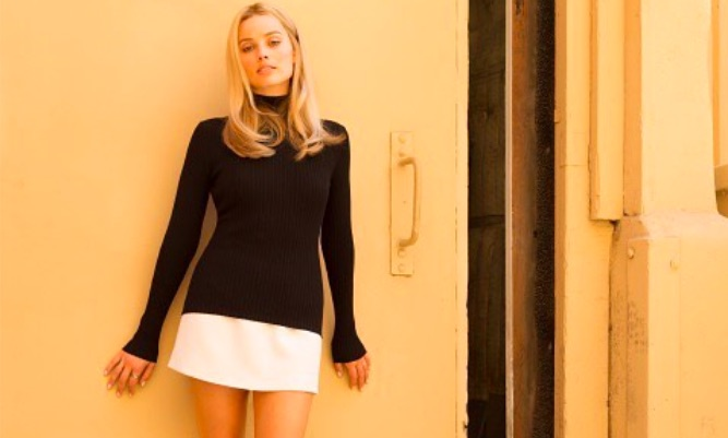 Margot Robbie - Sharon Tate - Once upon a time in hollywood
