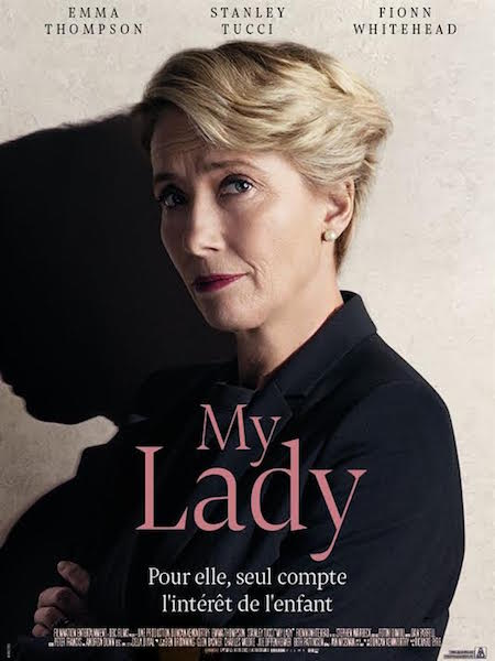 My Lady - affiche