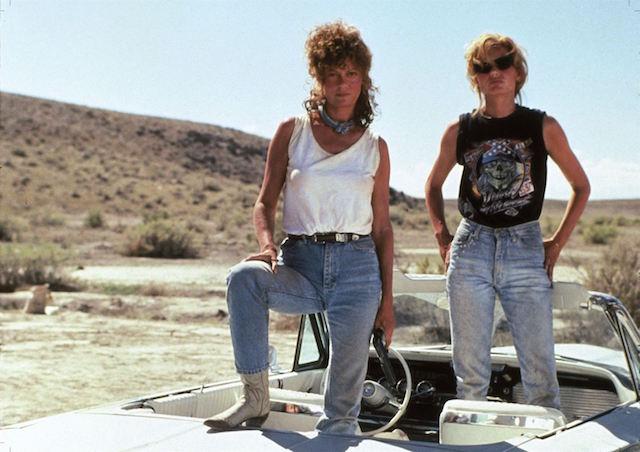 Susan Sarandon et Geena Davis - Thelma et Louise
