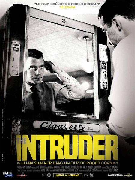 The Intruder - affiche
