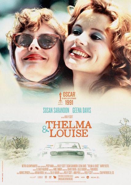 Thelma et Louise - affiche