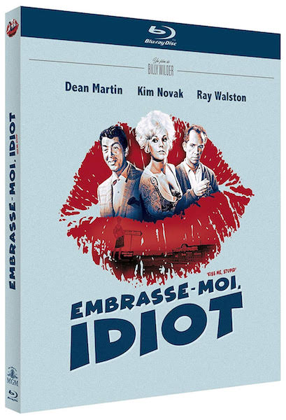 Embrasse-moi idiot - jaquette