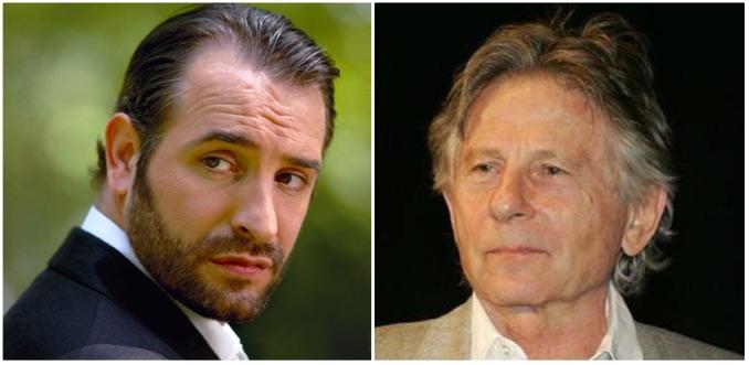Jean Dujardin - Roman Polanski