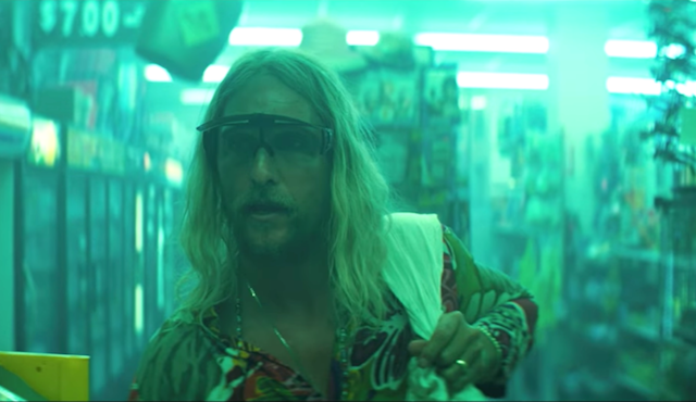 Matthew McConaughey - The Beach Bum