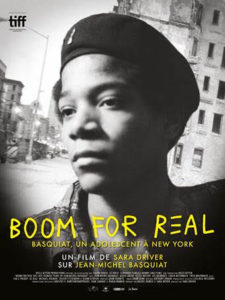 Basquiat, un adolescent a new york
