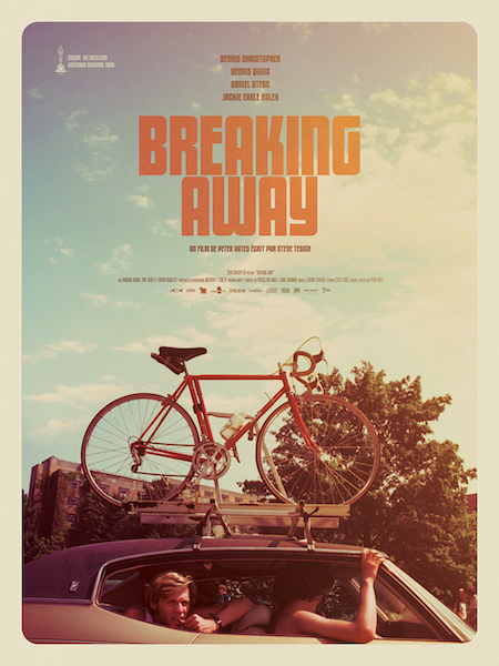 Breaking Away - affiche