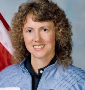 Christa McAuliffe