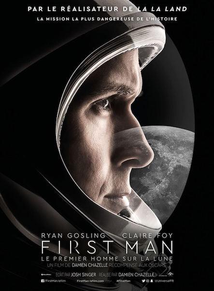 First Man - affiche
