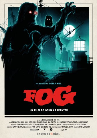 Fog - affiche