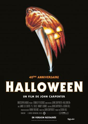 Halloween - La nuit des masques - affiche