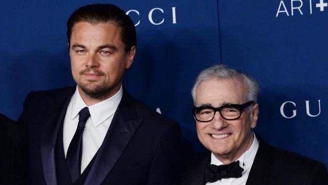 Leonardo DiCaprio - Martin Scorsese