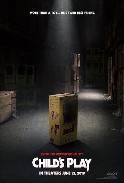 Chucky reboot - poster