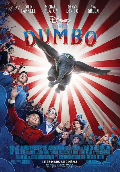 Dumbo - affiche