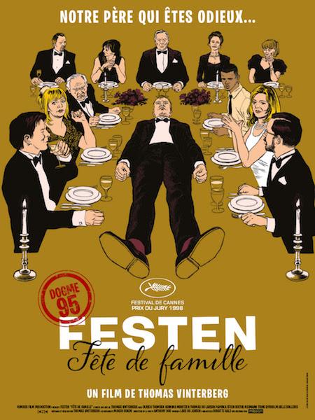 Festen - affiche