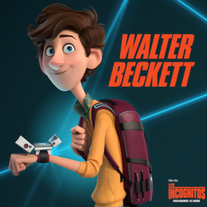 Les Incognitos - Walter Beckett