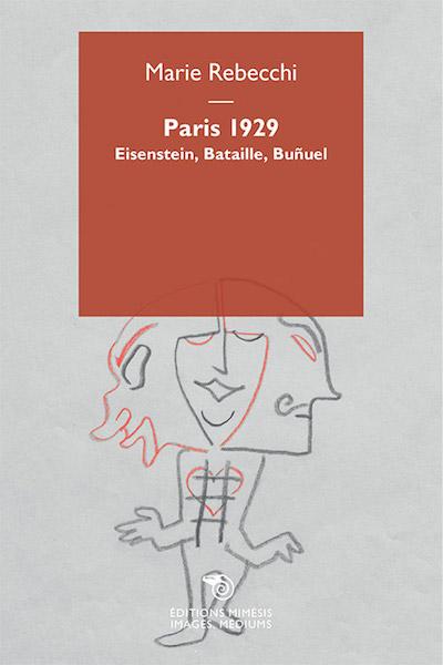 Paris 1929 - livre