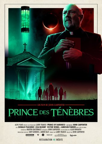 Prince des Tenebres - affiche