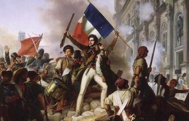 Revolution francaise - Netflix