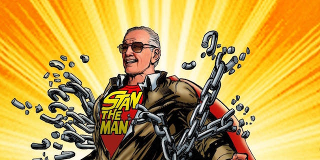 Stan Lee the Man