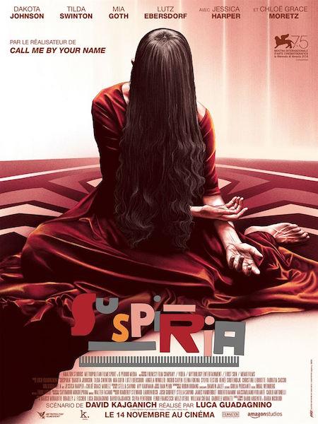 Suspiria - affiche