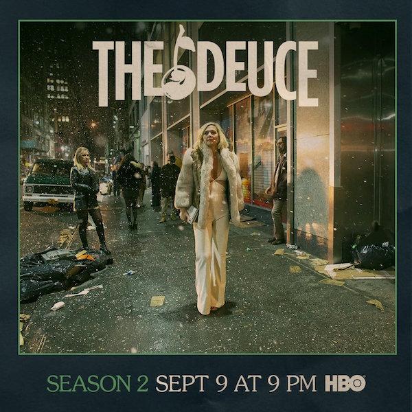 The Deuce - affiche saison 2