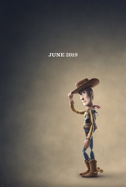 Toy Story 4 - poster teaser
