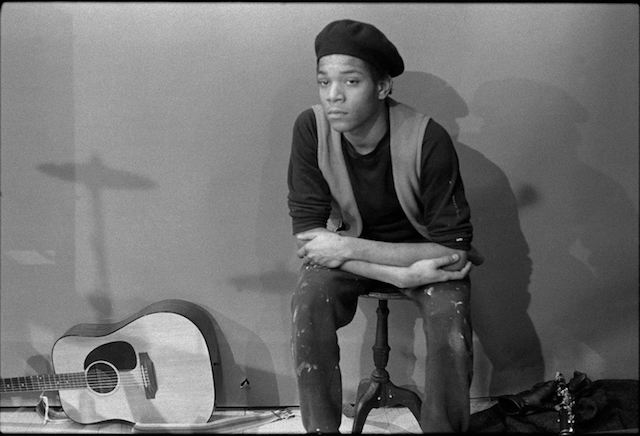 Basquiat - un adolescent a New york