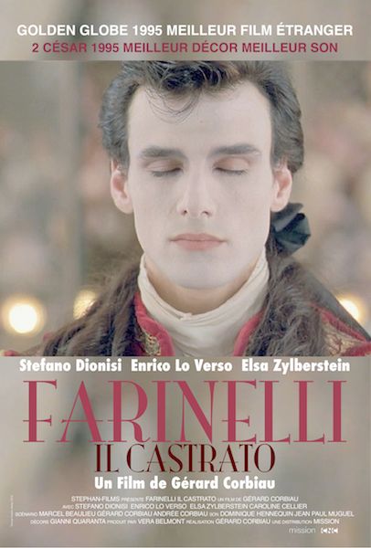 Farinelli - affiche