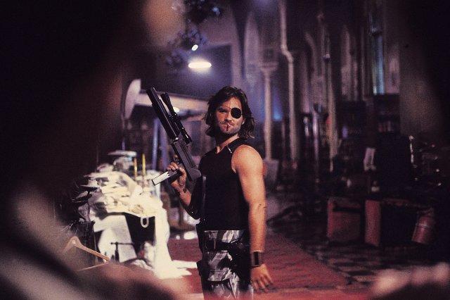 Kurt Russell - New York 1997