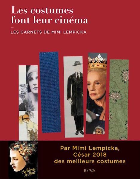 Les costumes font leur cinema - Les carnets de Mimi Lempicka