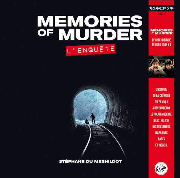 Memories of Murder enquete - livre