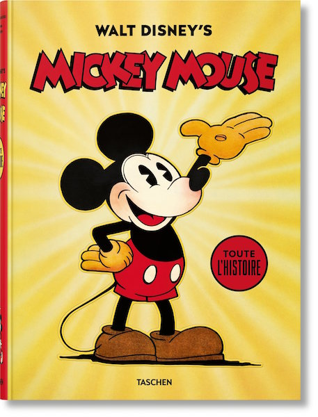 Mickey Mouse - Taschen