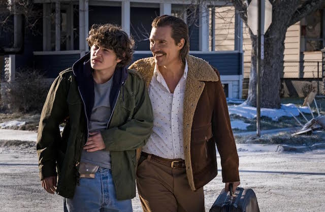 Richie Merritt et Matthew McConaughey - Undercover une histoire vraie